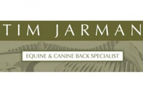 Tim Jarman - Equine Physio